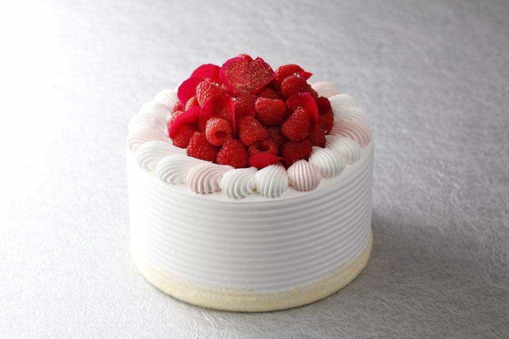 名パティスリーと名ホテルによる最強コラボのクリスマスケーキが誕生の画像