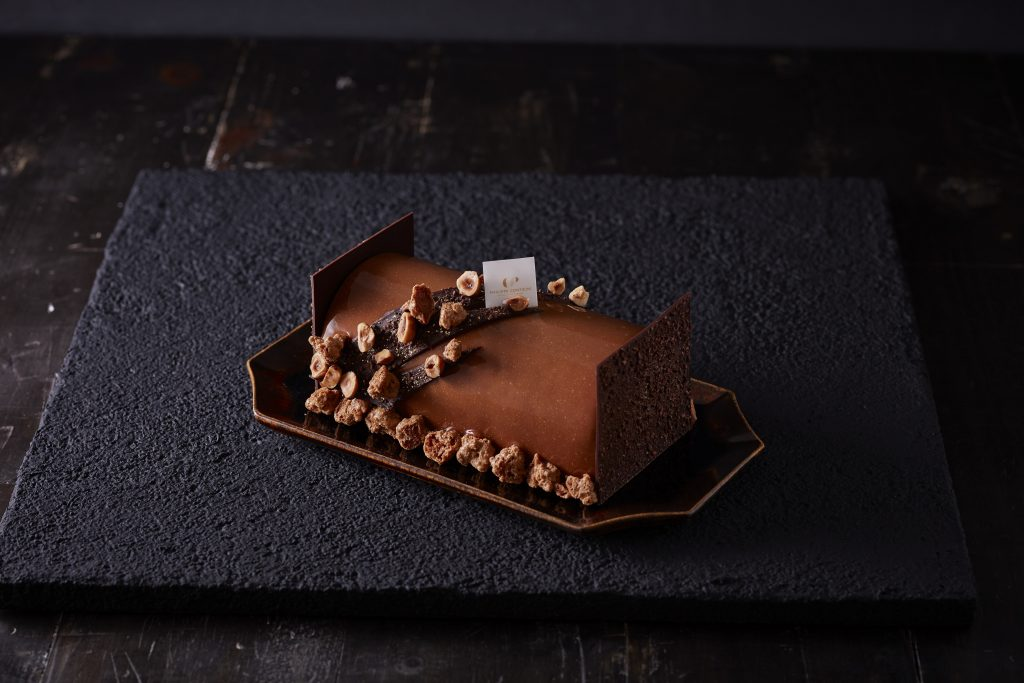 50台限定!巨匠フィリップ・コンティチーニの新作クリスマスケーキの画像