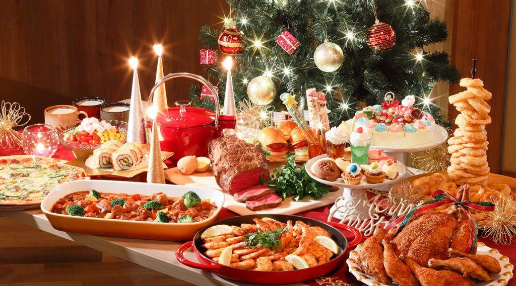 まるでホームパーティー!アメリカの定番フードで味わうクリスマスディナーはいかが?