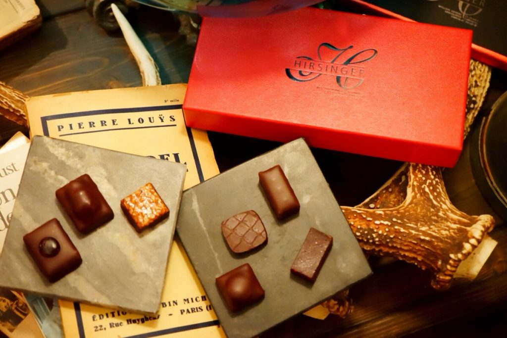 人間国宝ショコラティエの作りたて秋限定ショコラが日本に到着!の画像