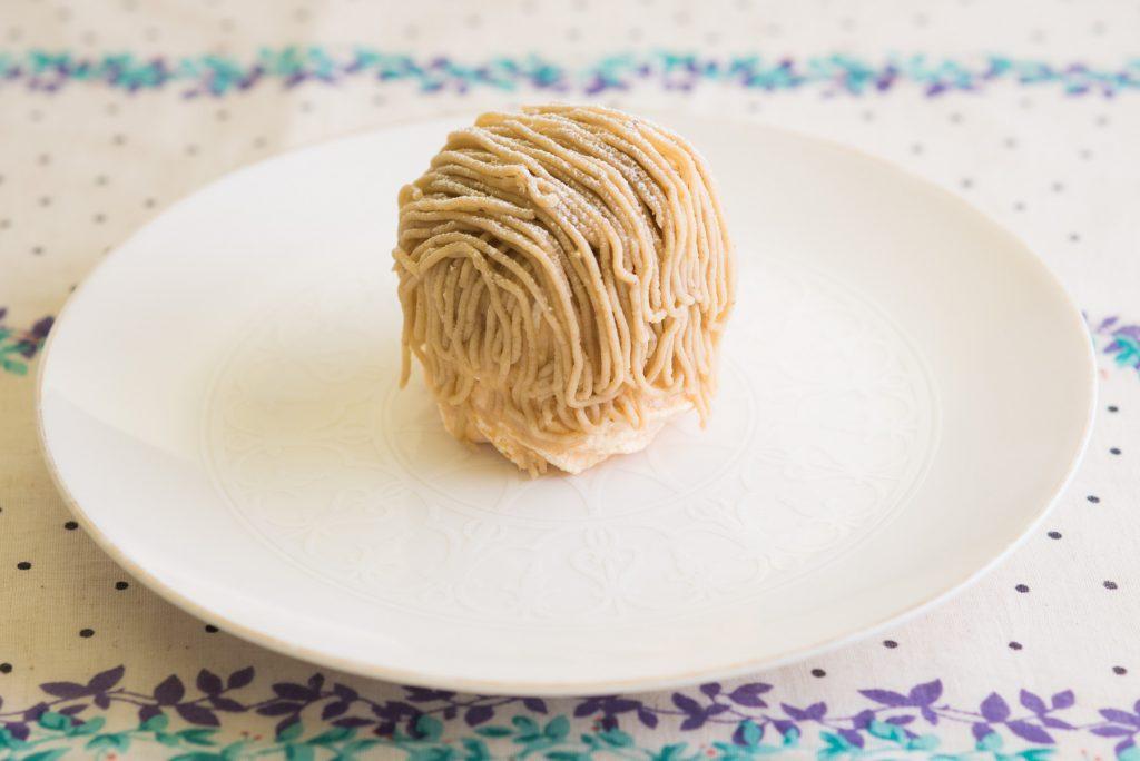 〈モンブランの履歴書〉『料理通信』君島佐和子さん編/Vol.1-1の画像