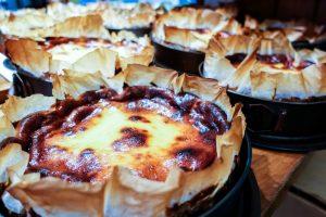 〈食べペディア 138〉バスクチーズケーキの画像