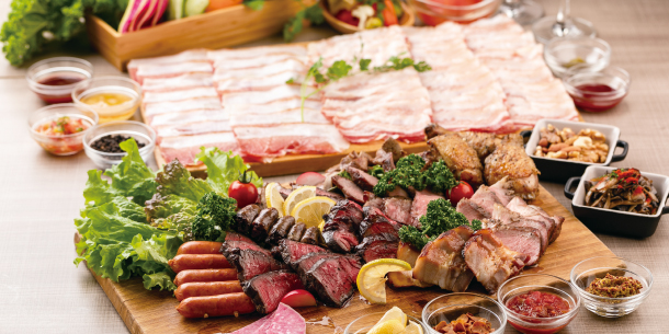 多忙な人こそ野菜とお肉をたっぷりと!新橋に誕生したシュラスコバルへの画像