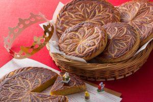 2019年のラッキーフェーヴは誰の手に?新年のお菓子「ガレット デ ロワ」が登場の画像
