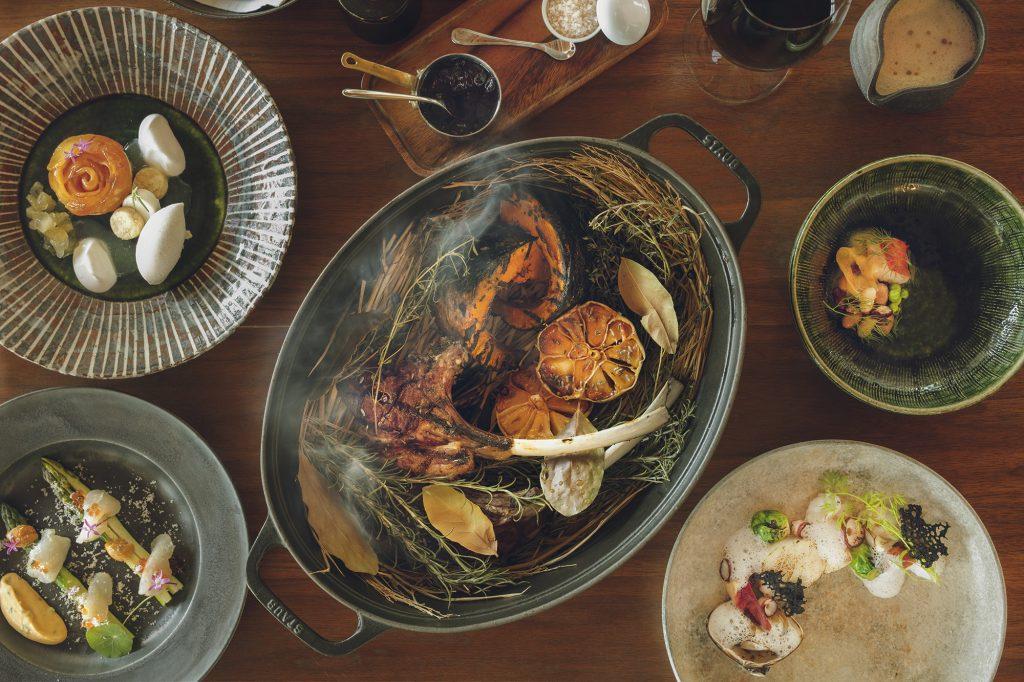 アンダーズ 東京のレストラン&バーが北海道、青森、スイスの冬メニューで競演!の画像