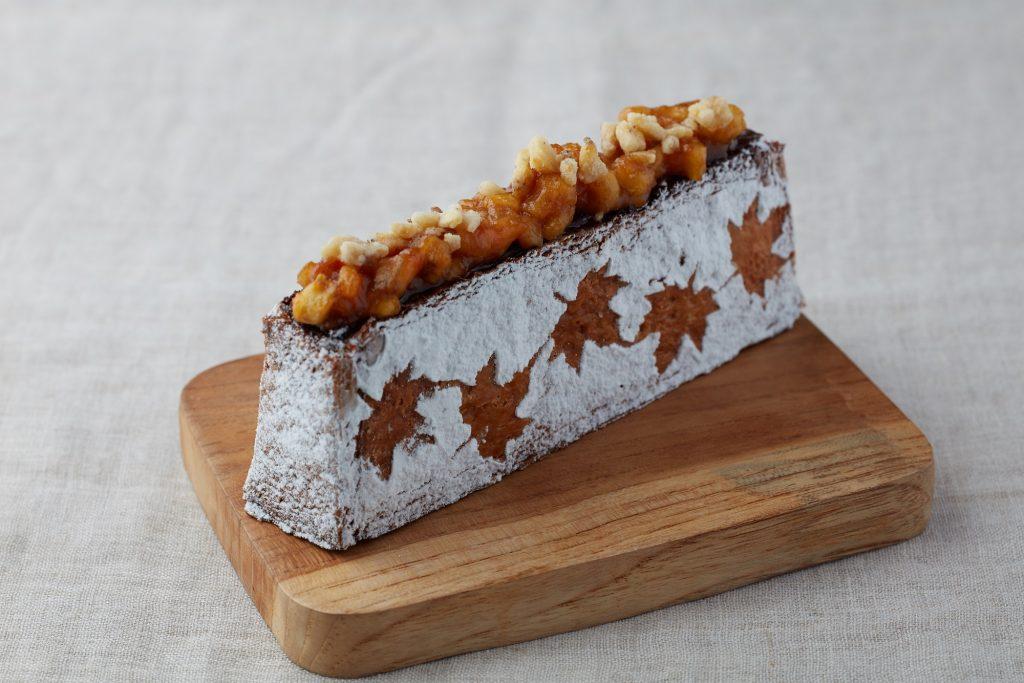 メープルスイーツコンテストで優勝!ホテルメイドのメープル風味パンの画像