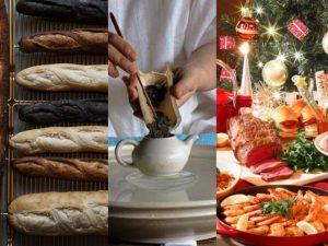 〈最旬フードニュース〉クリスマスブッフェや町家ホテルでの喫茶体験、期間限定のバゲット専門店……注目グルメはコレ!の画像