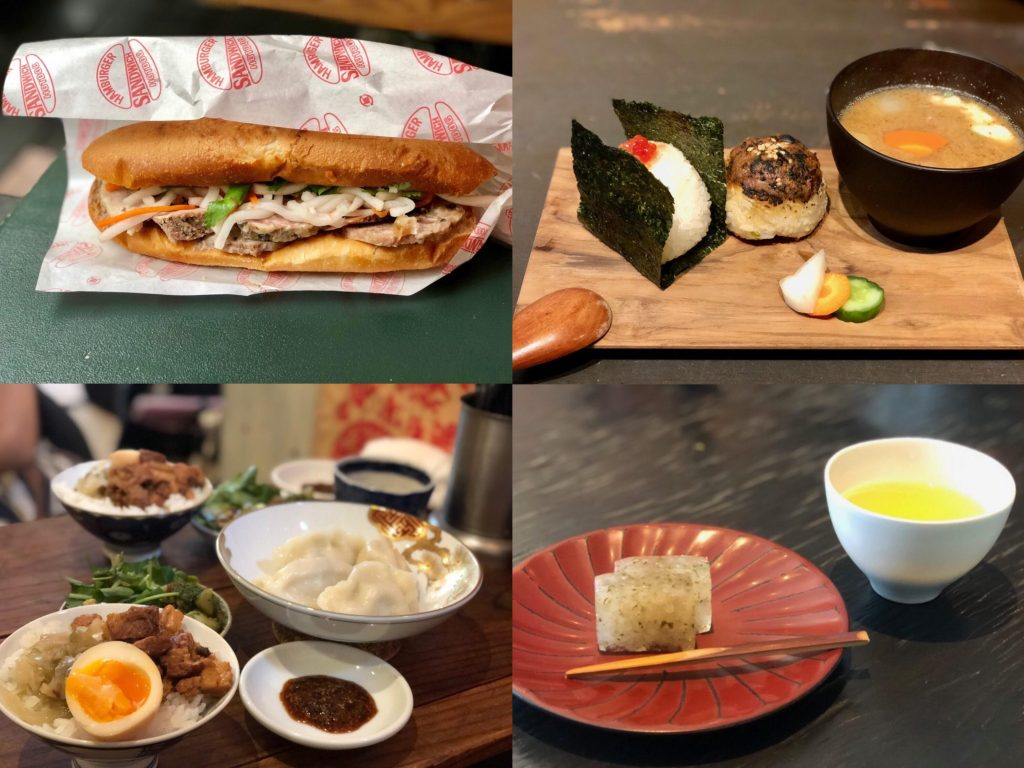 バインミーから台湾料理、おにぎりに日本茶まで!2018年に注目を集めたおしゃれフードTOP5は!?の画像