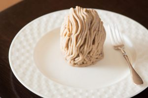 『料理通信』君島佐和子さんが心を奪われたモンブランたちの画像