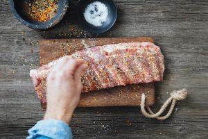〈食べペディア 133〉シーズニングの画像