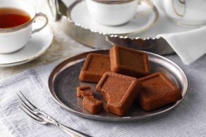 手土産に最適。「バターバトラー」の名物フィナンシェにチョコレート味が誕生の画像
