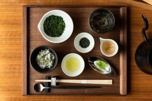 日本茶ブームは食にも!玉露を三度味わうコースが登場の画像