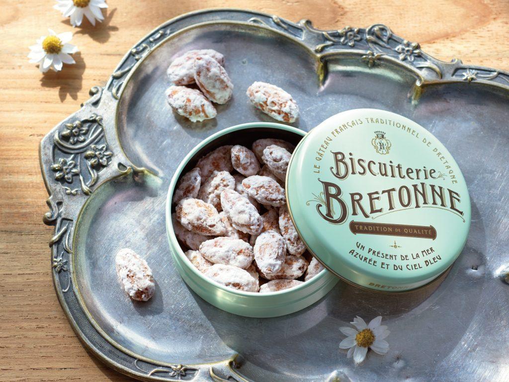 甘じょっぱい味わいの虜!ブルターニュで愛されるアーモンドスイーツの画像