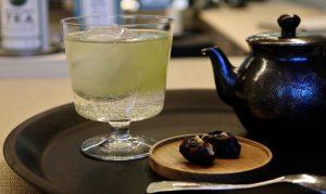 日本茶ブームはバーにも!カクテルで飲むなら「煎茶ジントニック」の画像