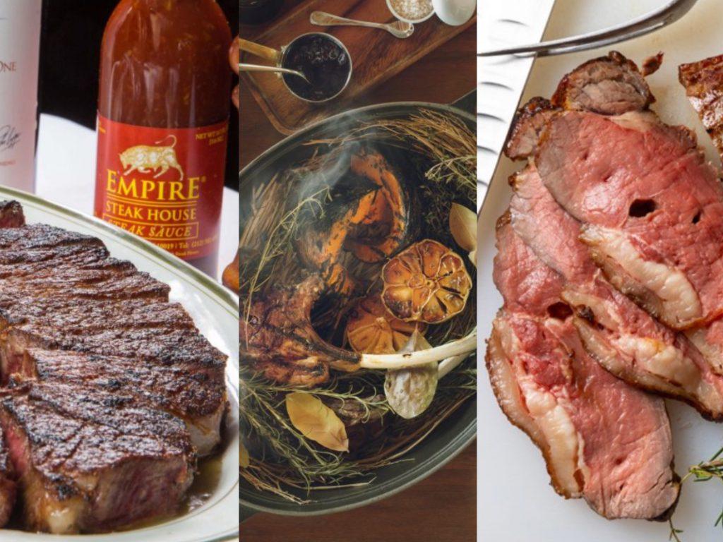 〈最旬フードニュース〉豪華ステーキに名物ローストビーフ!冬の期間限定グルメの画像
