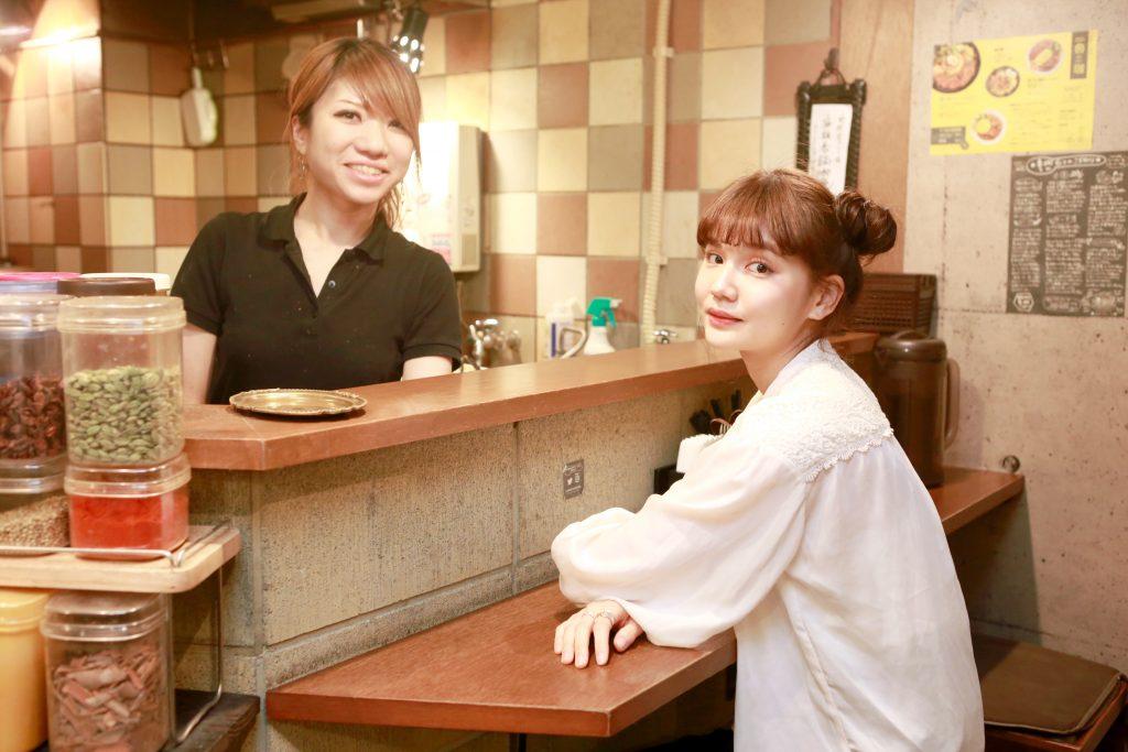 村田倫子オススメ! 行列必至のカレー店が手がける美味しさの秘密