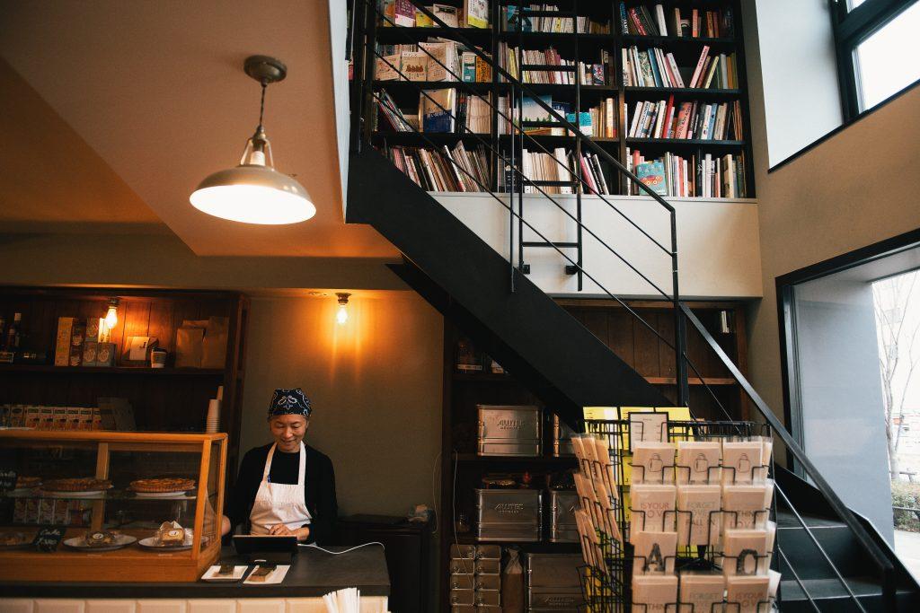 人気のランチは一日20食限定!デザイン事務所の社食がカフェになった理由の画像