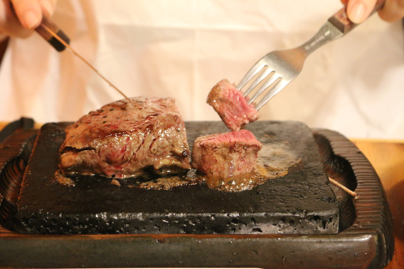 〈食べペディア 149〉ファストステーキの画像