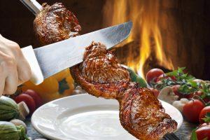 〈食べペディア 143〉シュラスコの画像