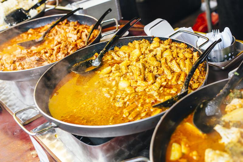 〈食べペディア 167〉スパイス料理の画像