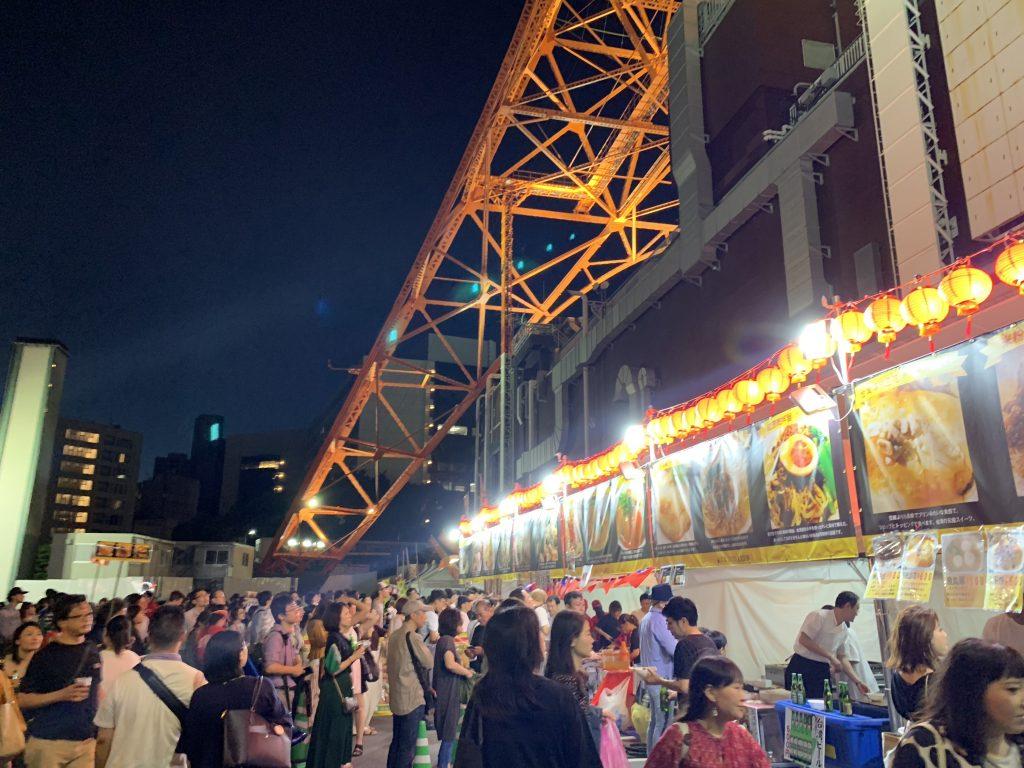 この3連休は台湾三昧!東京タワー台湾祭への画像