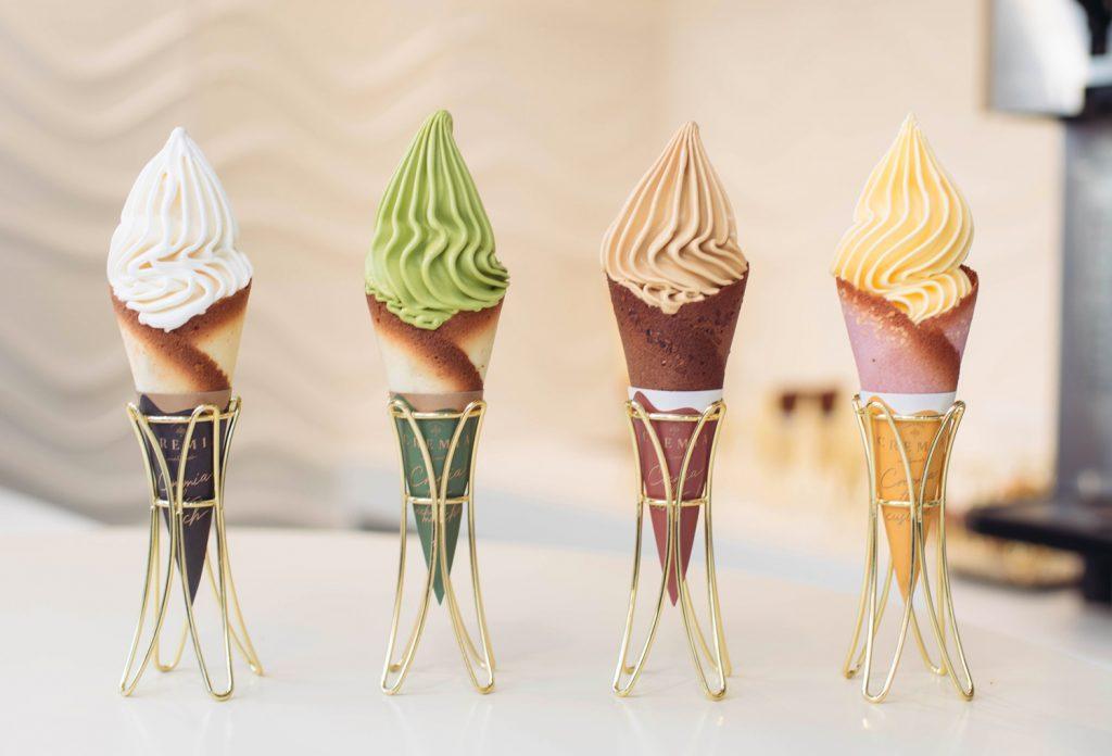 ひと味違う上質なソフトクリームをめざして、期間限定のポップアップストアへ急げ!の画像