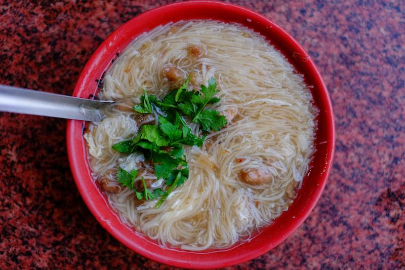 〈食べペディア 182〉麺線の画像