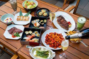 春の期間限定! グランド ハイアット 東京の人気レストランが初コラボの画像