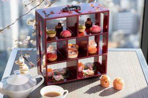 春の訪れを感じられる「桜アフタヌーンティー」3選の画像