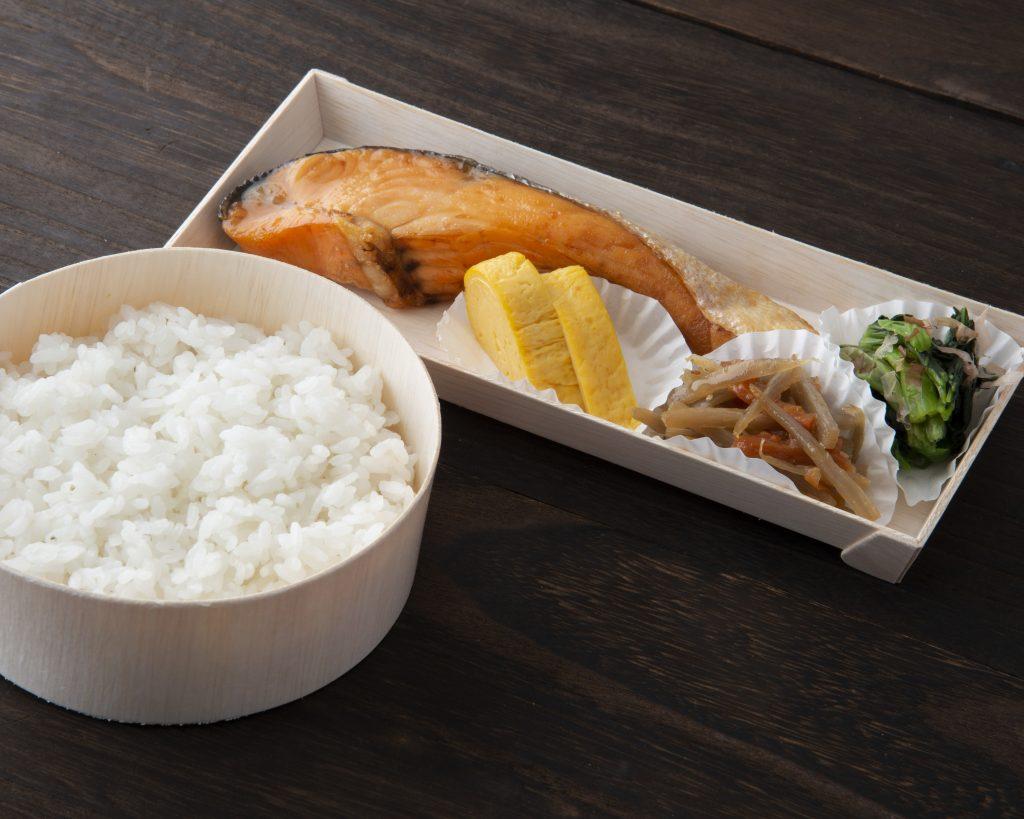 AKOMEYA TOKYOが丸の内に! 羽釜で炊いた特製弁当は関東初!の画像