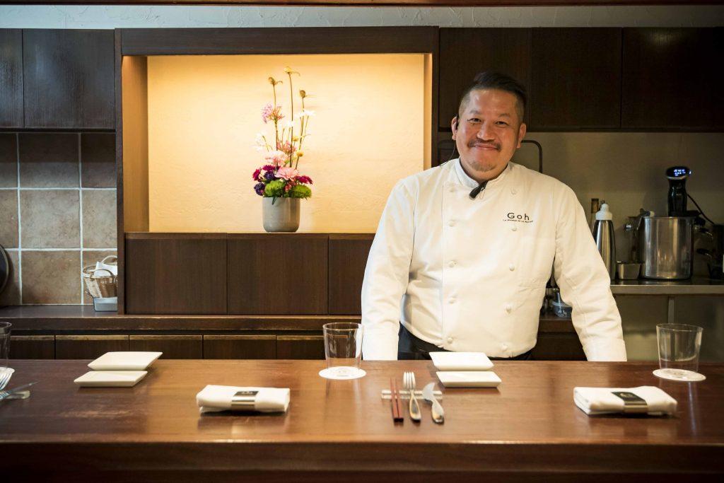 福岡にこのシェフあり。わざわざ行くべき理由があるレストランの画像