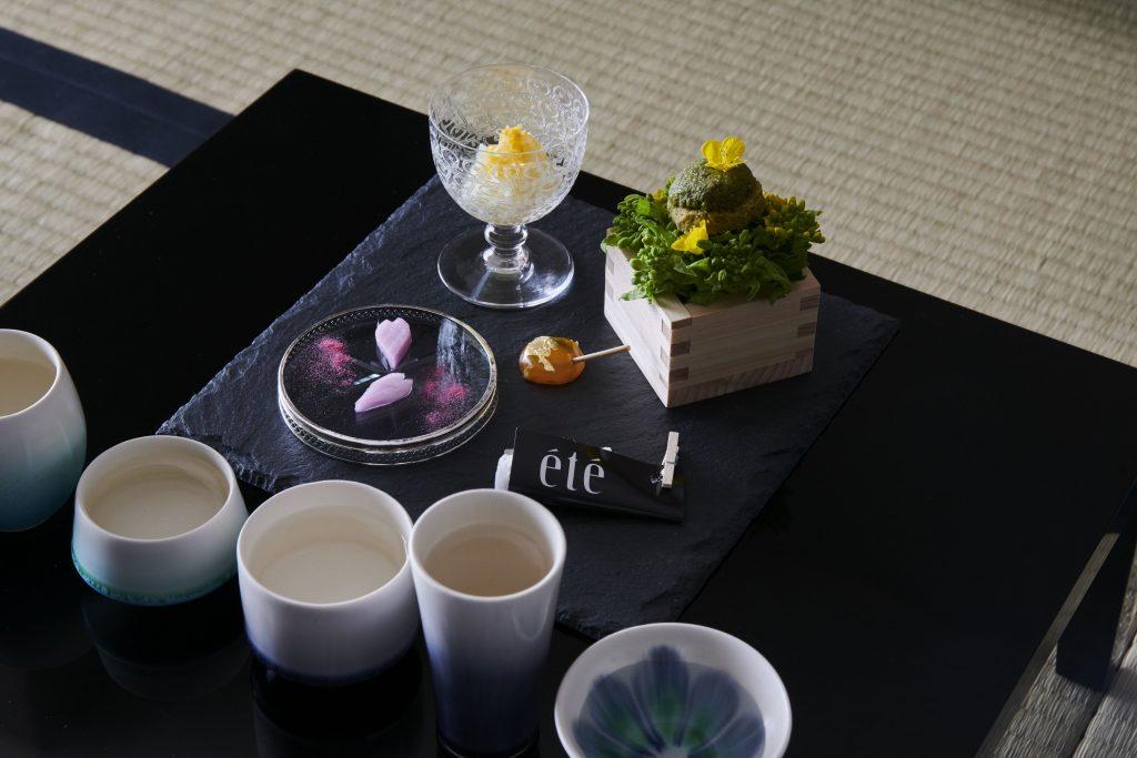 1日5組限定! 新たなスタイルで堪能する日本酒体験の画像