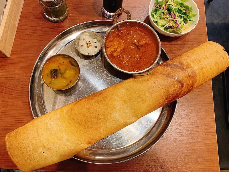 〈今週のカレー〉美味しすぎて10日で3回も訪問! 要注目の南インド料理店が誕生の画像