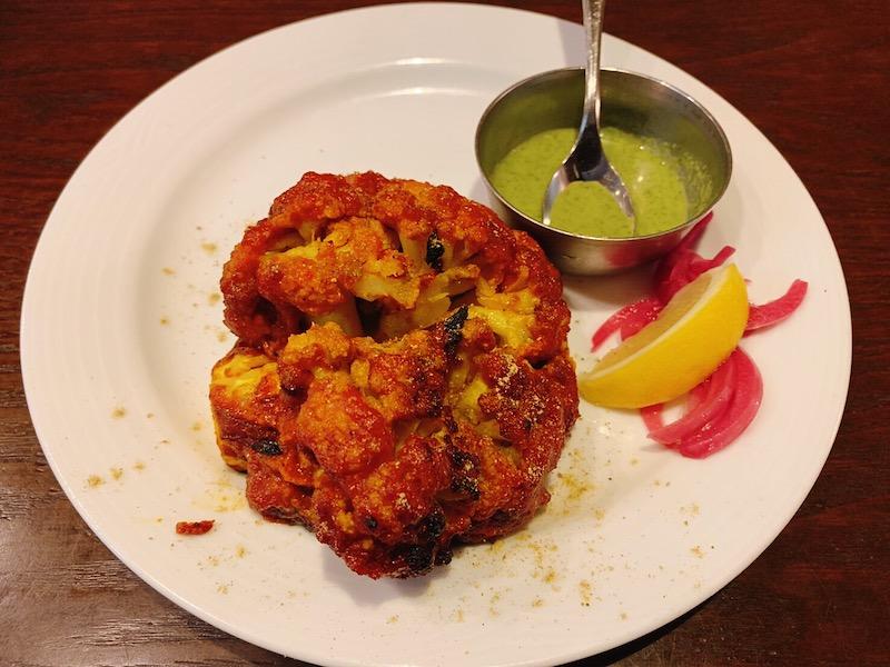 〈今週のカレー〉最高の南インド料理専門店で出合える最強のカリフラワー料理って?