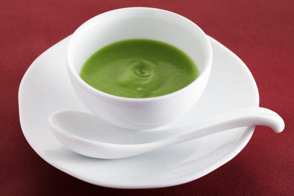 野菜の魅力を引き出す達人が作る、魅惑の中華風「すり流し」の画像