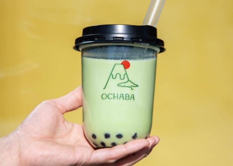 タピオカの次はわらび餅ブーム⁉︎ わらび餅入り日本茶ミルクティー専門店が新宿に誕生の画像