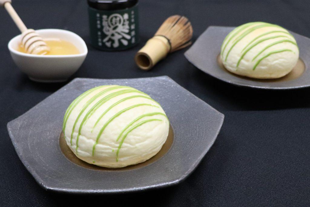 抹茶クリームがぎっしり! 京都生まれのクリームパンに新作が誕生