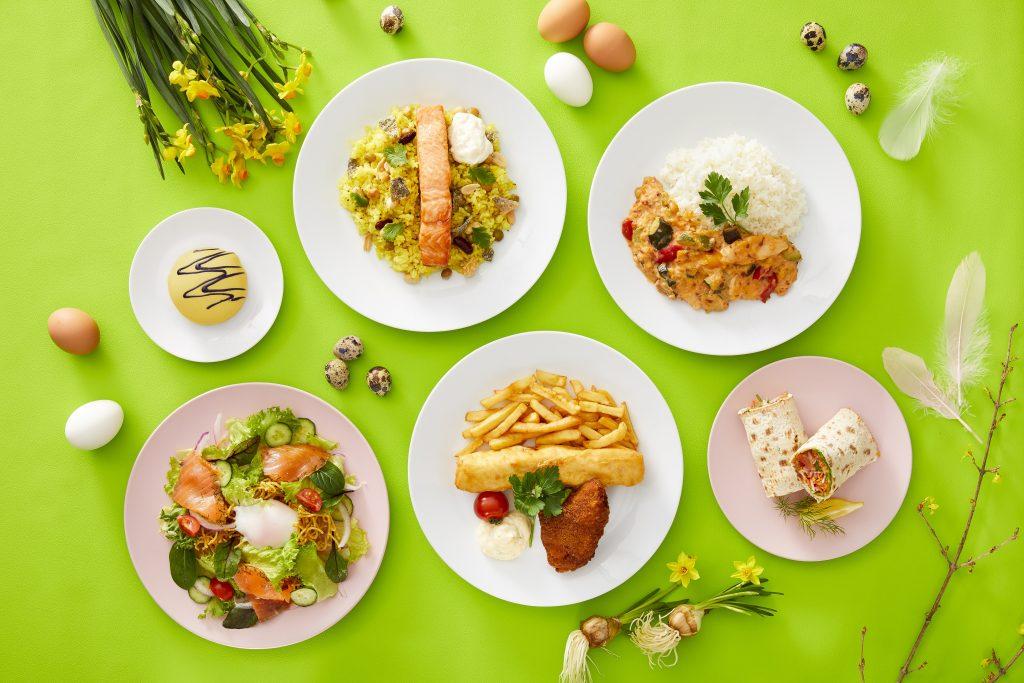 スウェーデンの定番料理が続々! イケアで楽しむイースターの画像