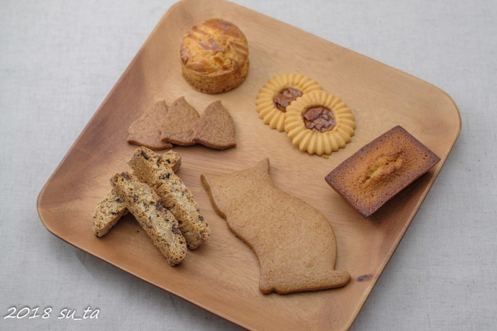 見た目もかわいくてやさしい味! 手土産人気No.1フードはローカルな焼き菓子
