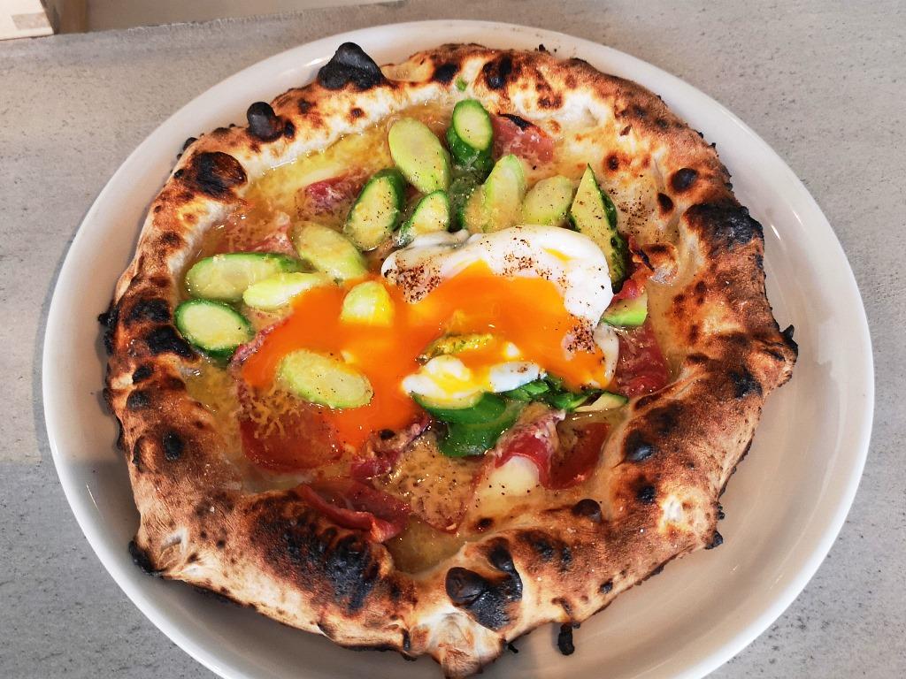 日本屈指のピッツァマニアが教える、今こそ食べどき春ピッツァ!の画像