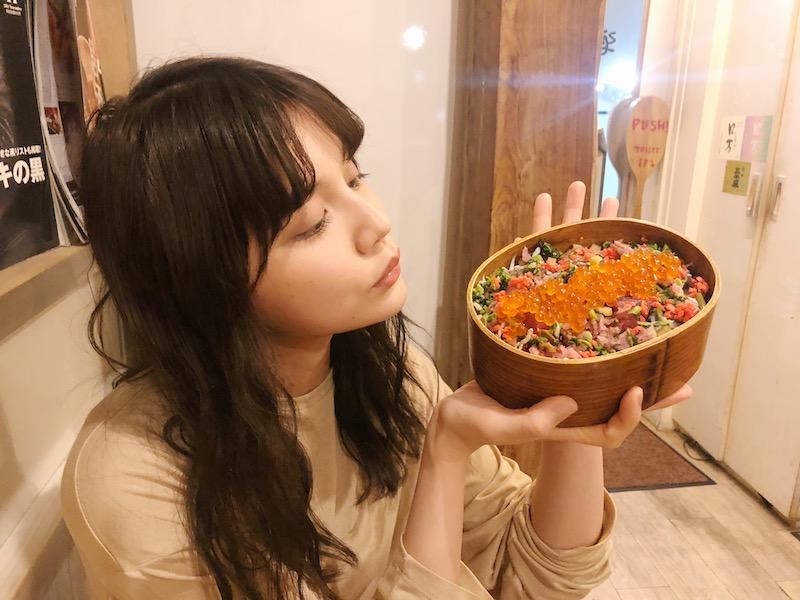 リーズナブルなのに満腹! お酒好きモデルが見つけた日本酒&創作和食の穴場って?の画像