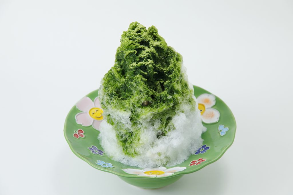 「菓子氷」ってなんだ!? 和と洋が融合した進化系かき氷が軽井沢に登場!の画像