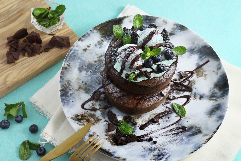 チョコミン党必見! 爽やかなミント香る「マーファ カフェ」の新作スイーツの画像