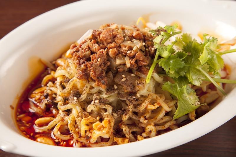 〈食べペディア 186〉汁なし担々麺の画像