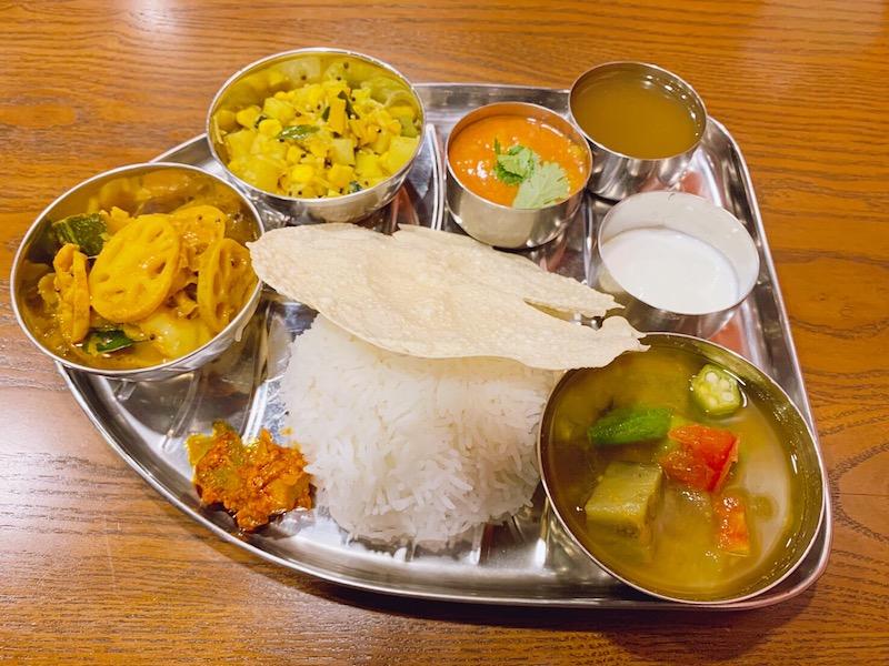 〈今週のカレー〉単独営業化でさらにパワーアップ! 西荻窪で注目の南インド料理店の画像
