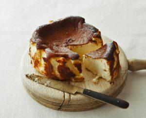 話題の「バスク風チーズケーキ」が食べたい! おすすめ4選の画像