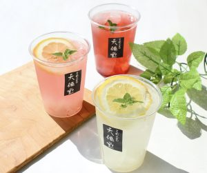 ぷるトロ葛もち×爽やかなソーダ! 「井上天極堂」から奈良の新名物が誕生の画像