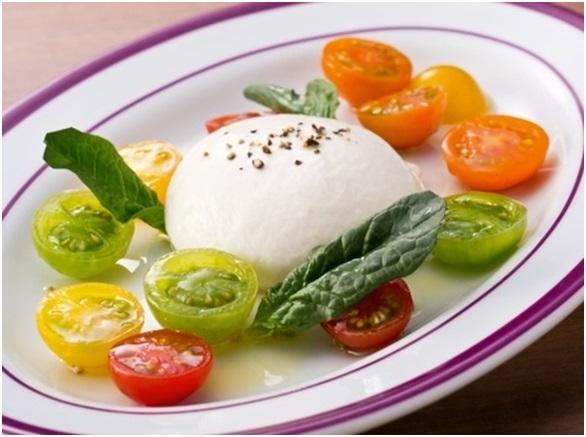 幻のチーズ「ブッラータ」も食べ放題! 人気のビストロでチーズ祭り開催の画像
