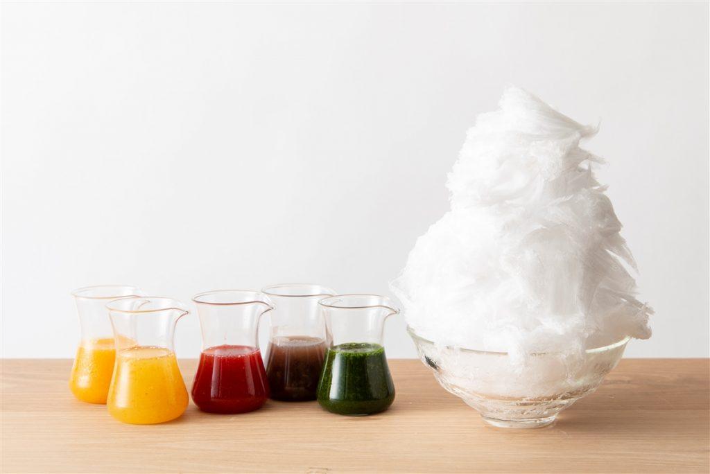好きなシロップを選べる! 天然氷を使ったかき氷が「AKOMEYA」に登場!の画像