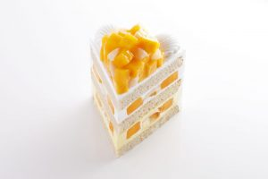 1日20個限定! 完熟マンゴー&ライチがとろける「ホテルニューオータニ」の新作ケーキの画像